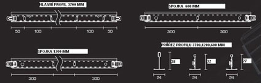 Minerální konstrukce Atena MACH